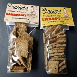Assortiment de Crackers...