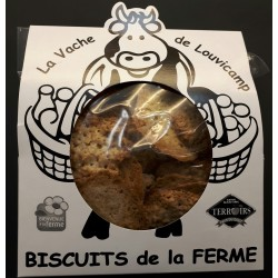 Galettes d'avoine (biscuits...