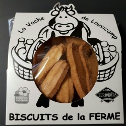 Louvicheese (biscuits salés...