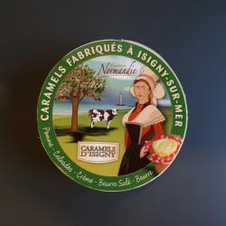 Caramels d'Isigny (boîte...