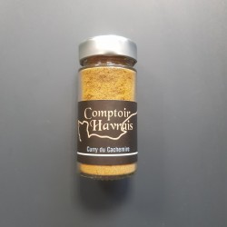 Curry de cachemire